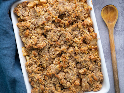 Apple-Crumble - Party Pack